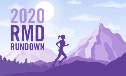 The 2020 RMD Rundown