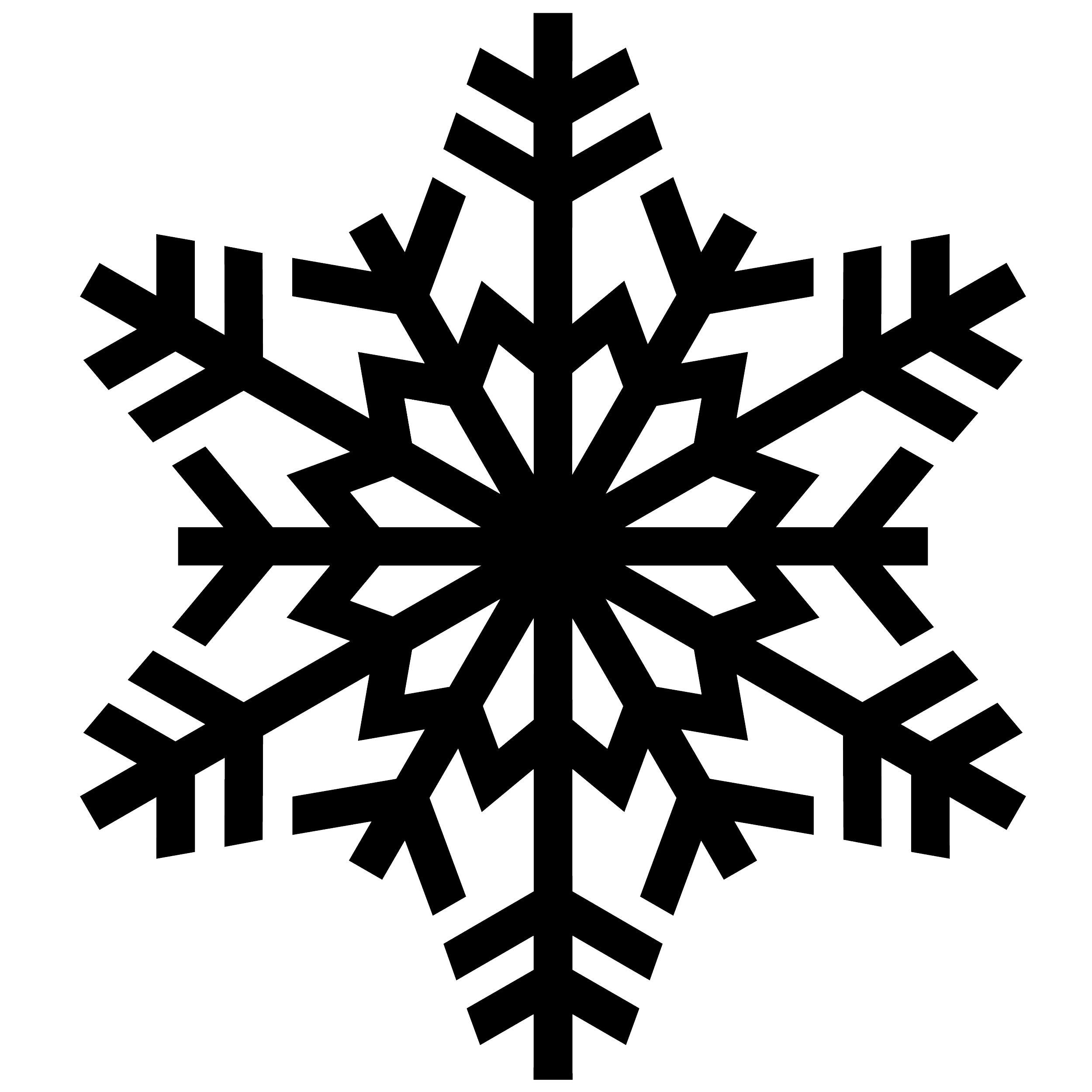 retirement is like a snowflake