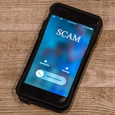stimulus check scam calls
