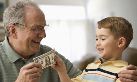 Four Ways to Teach Your Grandkids About Money